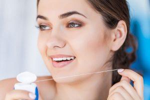 flossing the right way gregorin dental anchorage alaska dentist