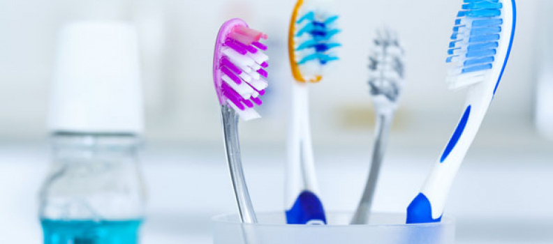 How to Disinfect Your Toothbrush during Cold and Flu Season