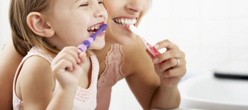 Busy Moms Need to Make Dental Health a Priority